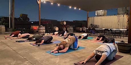 Donation Yoga at Ranger Creek tickets