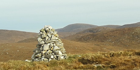 Tor to Dunlewy - Crocknafarragh (517m) and Crockglass (489m) 4-5 hours tickets