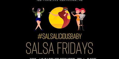 Salsa Dance Class tickets