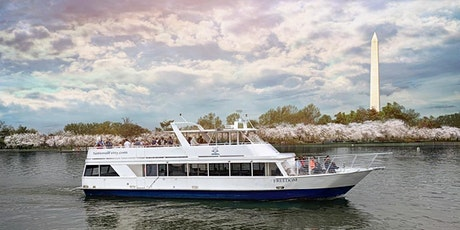 Cherry Blossom/Springtime & Sunset Cruise 2020 tickets