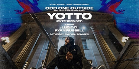 Odd One Outside: YOTTO at the SF Mint tickets