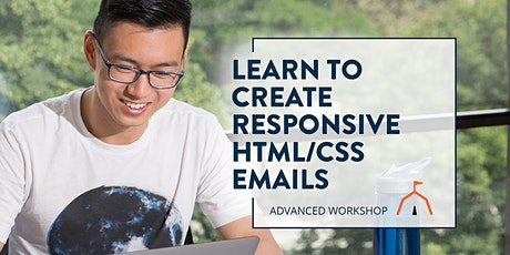 Learn to Create Responsive HTML/CSS Emails tickets