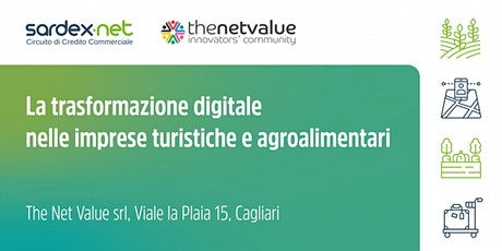 La trasformazione digitale nelle imprese turistiche e agroalimentari tickets