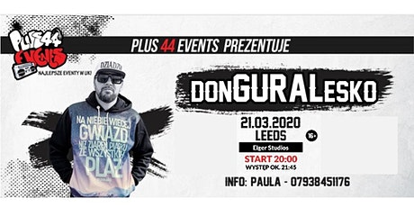 donGURALesko Leeds tickets
