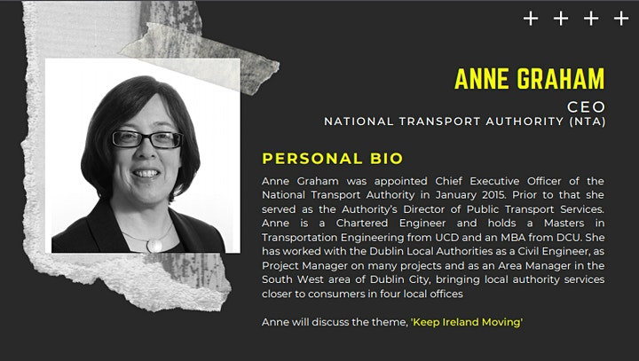 MIX YOUR MODE SEMINAR-Female Change-Makers Transforming Mobility in Ireland image