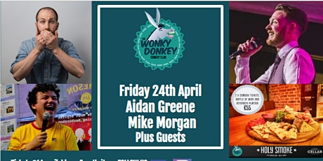 Aidan Greene, Mike Morgan, Sinead Walsh & Guests tickets