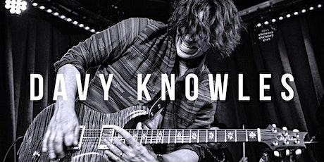 POSTPONED - Davy Knowles tickets