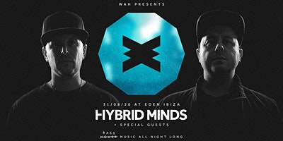 Hybrid Minds & Friends - Ibiza Poster