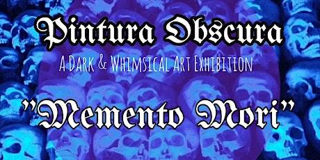 """Pintura Obscura """" tickets"""