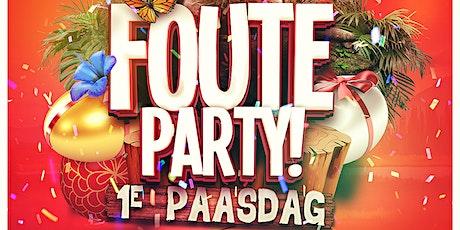 Foute Paas Party met Q Music het Foute uur Live, Jody Bernal  en DJ Joost tickets
