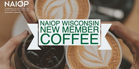 April New Member Coffee  tickets