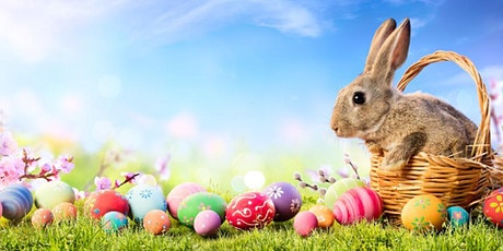 Brunch with the Bunny | Crafts & Easter Egg Hunt tickets