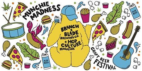 Munchie Madness Craft Beer Festival tickets
