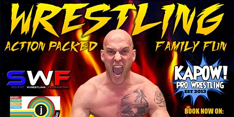 Wrestling Live in Poole (Summer Spectacular) tickets