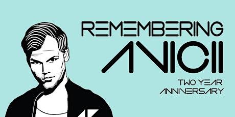 Remembering Avicii - 2 Year Anniversary tickets