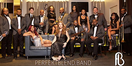 R&B Night with Perfekt Blend Band tickets
