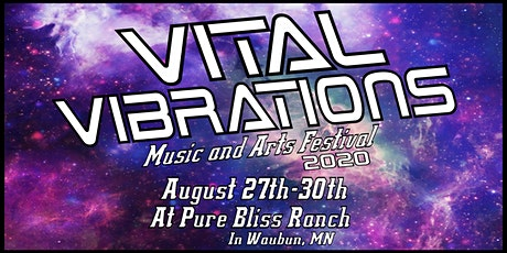 Vital Vibrations Music and Arts Festival 2020 tickets