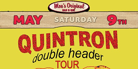 Quintron Double Header: Weather Warlock and Solo Mellotron Set tickets