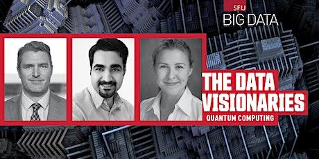 The Data Visionaries Series: Quantum Computing tickets
