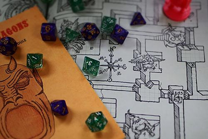 Dungeons & Dragons Day Camp image