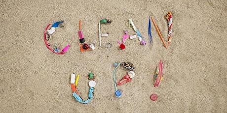 cinder + salt Beach Clean-Up @ Hammonasset tickets