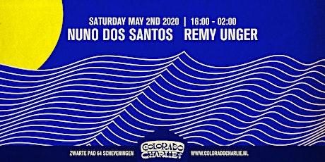 Nuno dos Santos & Remy Unger tickets