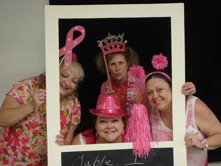 Think Pink Crop and Craft for the Cure image