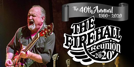 The Firehall Reunion 2020 - Blues tickets