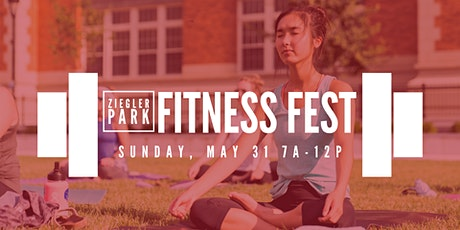 Fitness Fest tickets