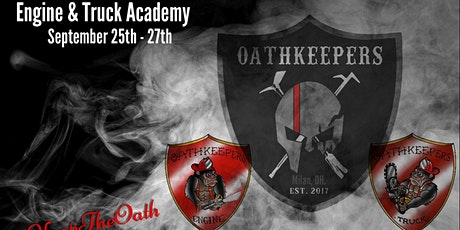 Oathkeepers Fire Conference 2020 tickets