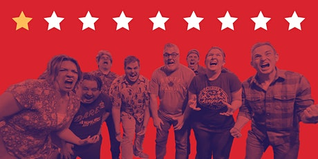 Shooting Stars: Improv Comedy Inspired by One-Star Reviews tickets
