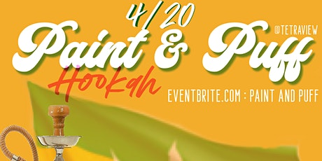 Paint and Puff 420 tickets