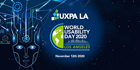 UXPALA World Usability Day 2020: Human Centered Artificial Intelligence tickets