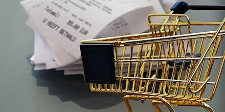 Tributação em Compras ingressos