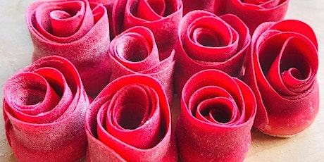 Organic Homestead Ravioli Rose Workshop tickets
