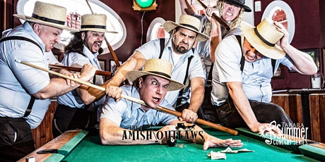 The Amish Outlaws - Rock 'N Roll Hootenanny tickets