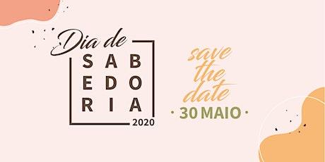 Dia de Sabedoria 2020 ingressos
