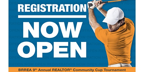 BRREA 9th Annual REALTOR Community Cup Tournament tickets