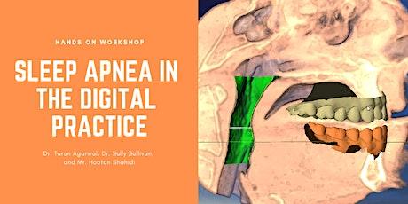 DS1 - Sleep Apnea in the 3D Practice - Oct 16-17, 2020 tickets