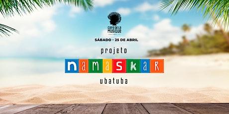 Namaskar - Cafe de la Musique  ingressos