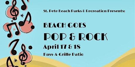 Beach Goes Pop & Rock - CANCELLED tickets