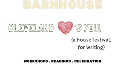 Cleveland Loves U! - a house festival for writing tickets