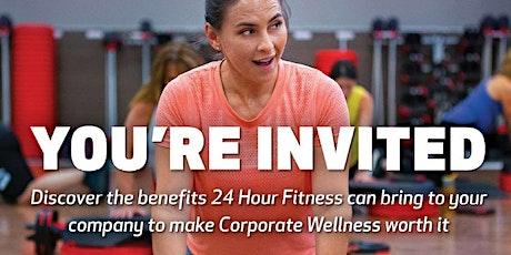 24 Hour Fitness  North Brunswick VIP Sneak Peek tickets
