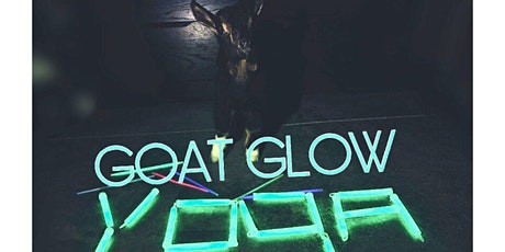 Glow Goat Yoga Night - Goat's Gym  tickets