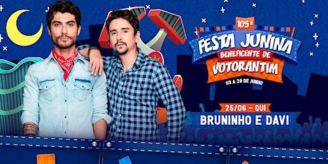 BRUNINHO E DAVI - FESTA JUNINA BENEFICENTE DE VOTORANTIM 2020