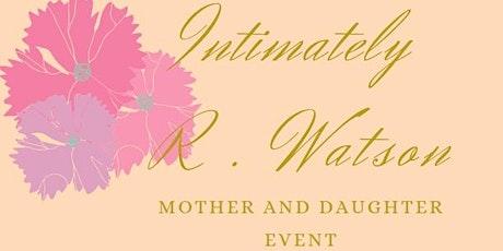 Mother Daughter Weekend 2020 tickets
