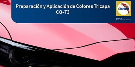 CO-T3 Aplicación Colores Tricapa entradas