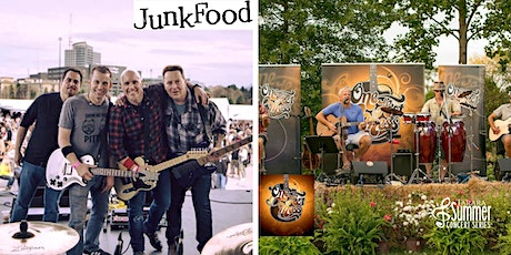 JunkFood and One Hot Mess - Rock Mix tickets