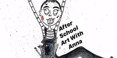 Thursday Workshop Bundle- After School Art with Anna! tickets