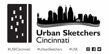 Urban Sketching 101 Workshop @ Plaza Art Kenwood (April 2020) tickets